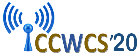 ICCWCS 2020 , INTERNATIONAL CONFERENCE ON COMPUTING AND WIRELESS  COMMUNICATION SYSTEMS